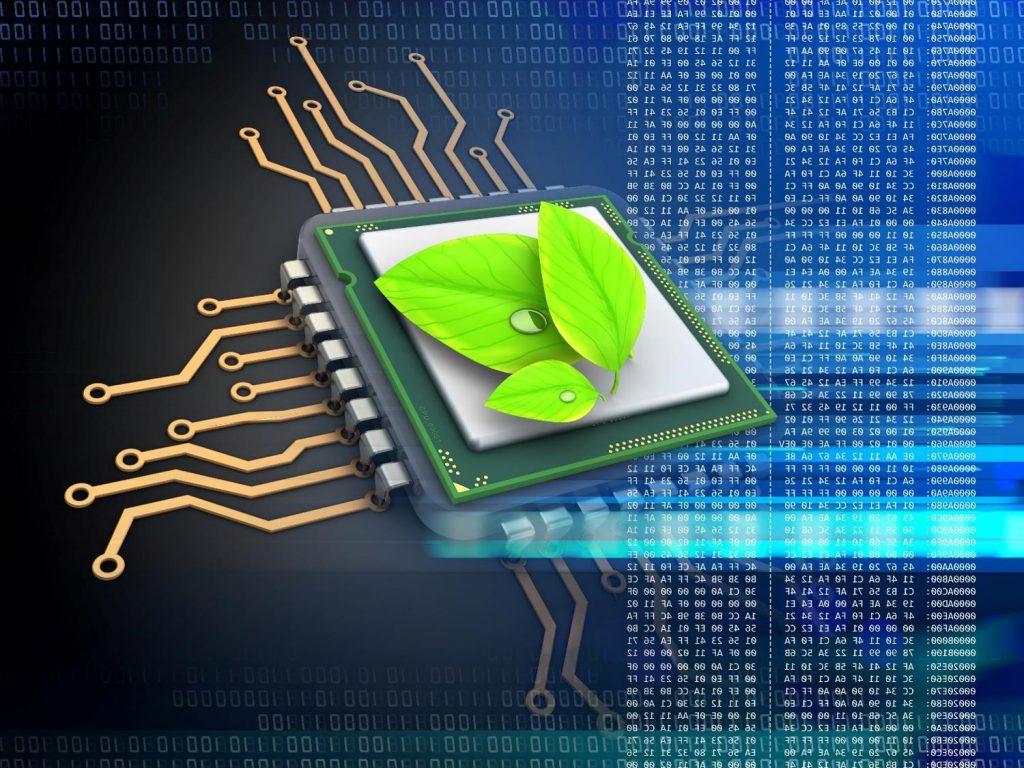 tecnología al beneficio del medio ambiente